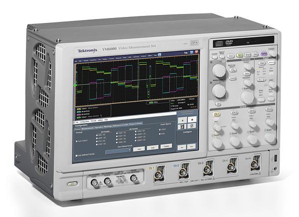 Tektronix VM6000