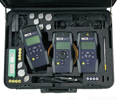 JDSU OMK-55 Optical Power Meter Kit
