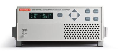 Keithley 2308 Battery Charging Simulator
