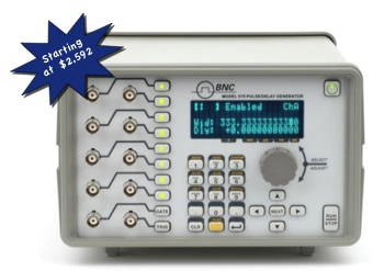 Berkeley Nucleonics Corporation 575-4C Digital Delay Generator