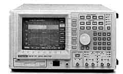 Advantest R9211A FFT Analyzer