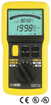 AEMC Instruments 1045
