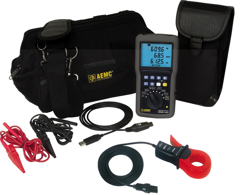 AEMC Instruments 8220 W/SR193-BK