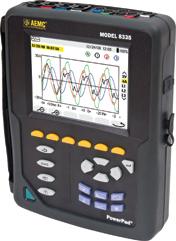 AEMC Instruments 8335