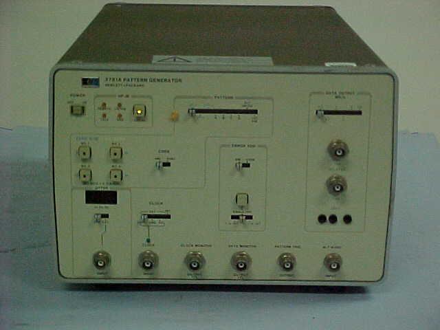 Agilent 3781A-001