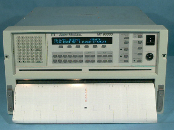 ASTRO-MED MT-95000 8 Channel Recorder