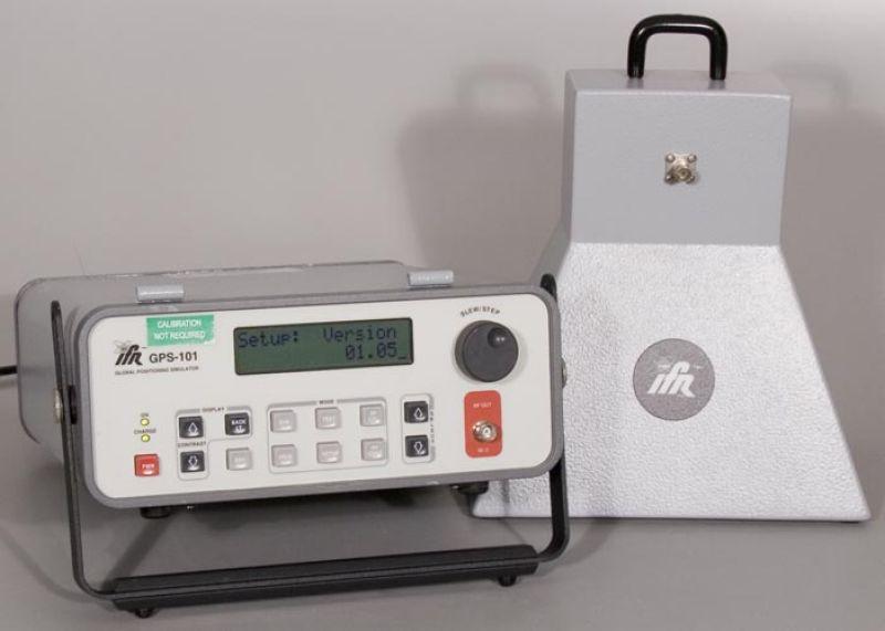 Aeroflex-IFR GPS-101-2