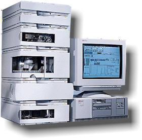 Agilent 1100 Series HPLC MWD System
