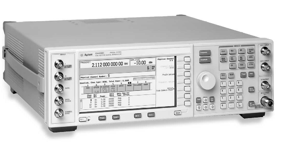 Agilent Option-E4438C-1E5-503
