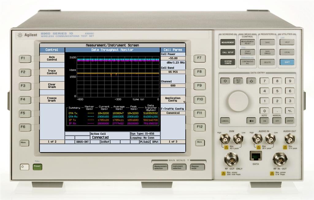 Agilent E5515C-002-003