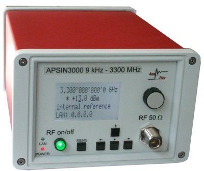 AnaPico AG APSIN3000HC