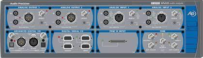 Audio Precision APX525B