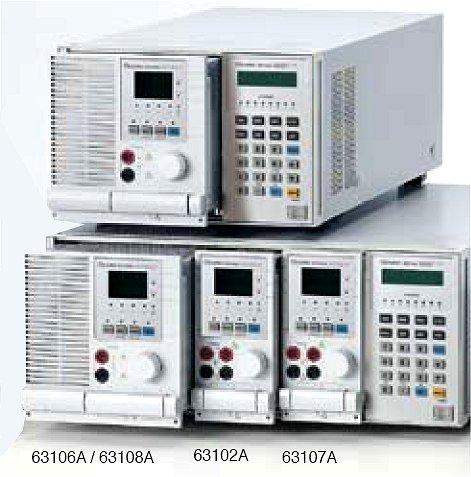 Chroma 63106A Load Module 120A-80V-600W