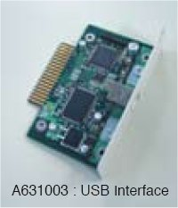 Chroma A631003 USB Interface for 6310A Mainframe