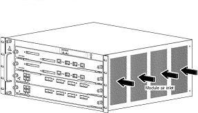 Cisco INTAKEPNL-09=