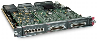 Cisco WS-SVC-CMM-6E1