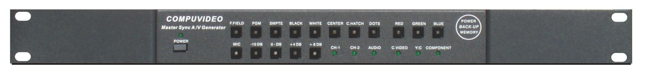 Compuvideo CV-6000 P(RM)