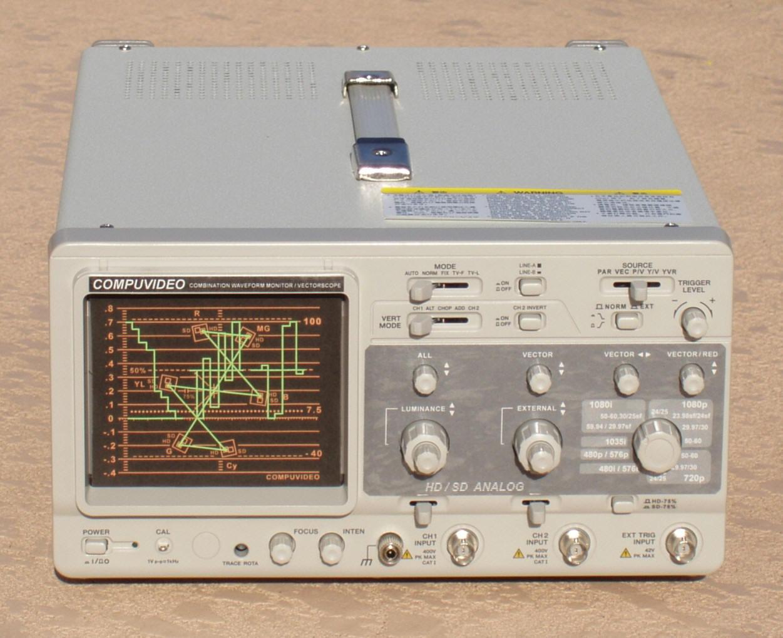 Compuvideo SVR-1100 HDA