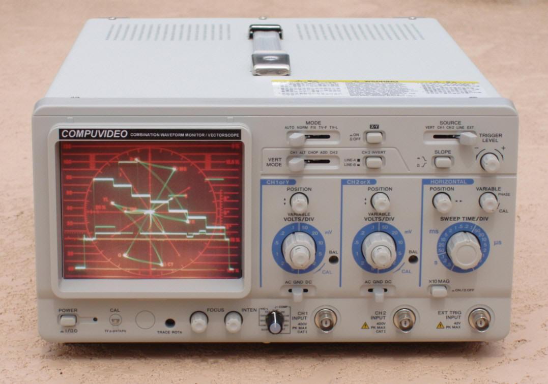 Compuvideo SVR-1700 HDSD