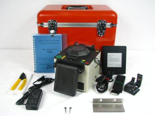 DVP DVP-730 with DVP-105 Fusion Splicer Kit
