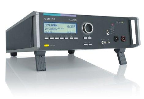 EM Test VDS 200N100