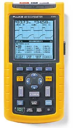 Fluke 123-003S Scopemeter