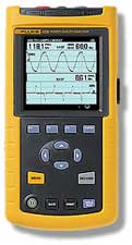 Fluke 43B-003 Power Quality Analyzer