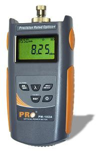 Fiber Optic Pro PM-102A