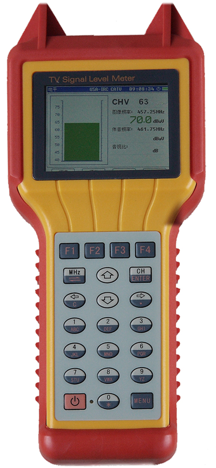 Guoquin Technologies GQ-L1129D Signal Level Meter
