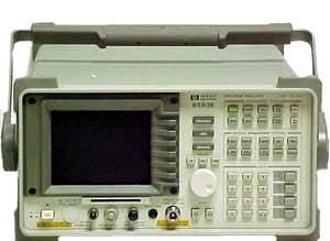 Agilent 8593E-004-040-041-105-151-163
