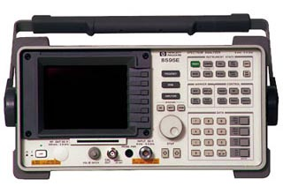 Agilent Option-8595E-021-101-102-105-140