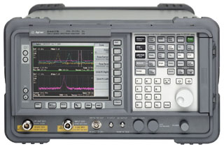 Agilent E4405B-1D5-A4H-B72