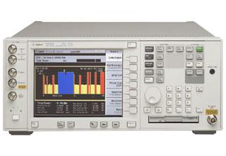 Agilent E4406A-202-252-300-BAH-HB4