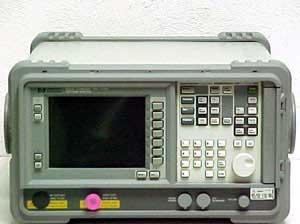 Agilent E4411A-1DP-A4H-A4J
