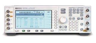 Agilent E4433B-100-101-1E5-H99-UN5-UND