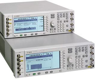 Agilent Option-E4437B-UN5-UN8-UND