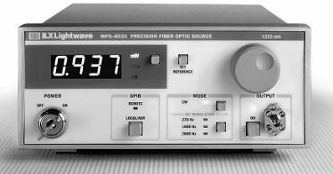 ILX Lightwave MPS-8033