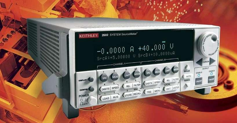 Keithley 2602