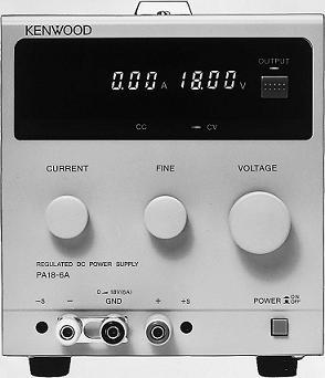 KENWOOD PA18-6A