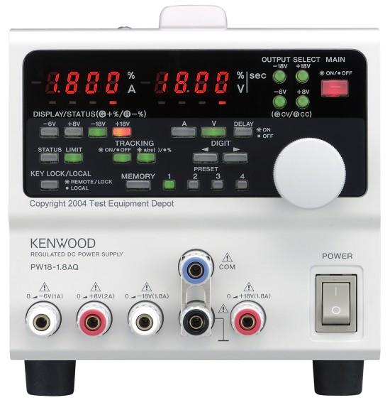 KENWOOD PW18-1.3ATS