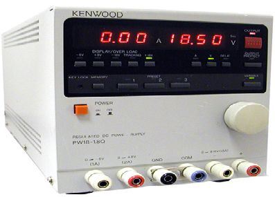 KENWOOD PW18-1.8Q
