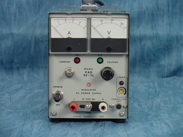 Kikusui PAD35-5L