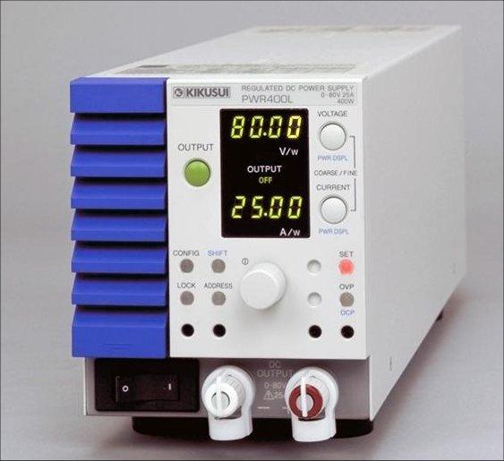 Kikusui PWR400L DC Power Supply