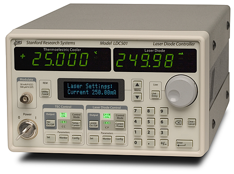 Stanford Research LDC501 Laser Diode Controller