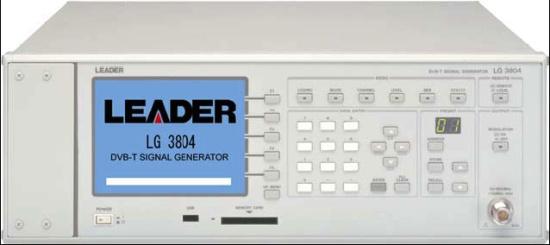Leader LG3804 W-OP72