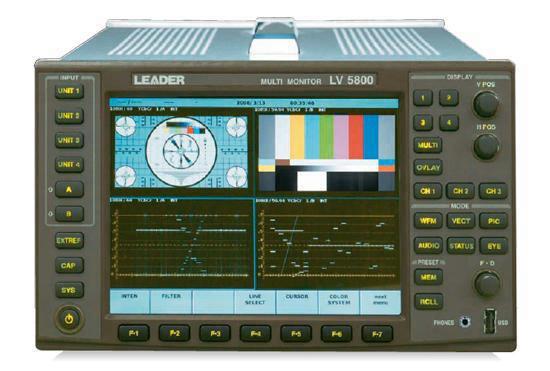 Leader LV5800