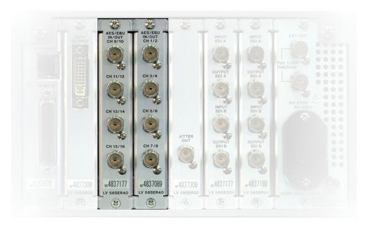 Leader LV5800-OP40-2D