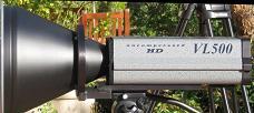 Leader VL500