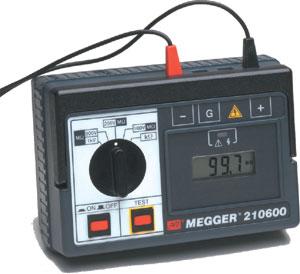 Megger 210600