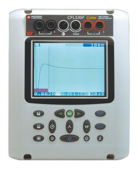 Megger 655535FM Time Domain Reflectometer